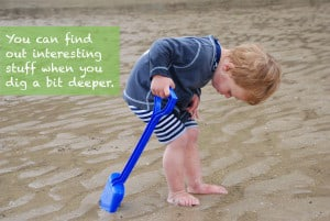 Digging deeper for customer research