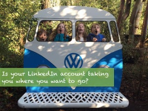 Going places with LinkedIn